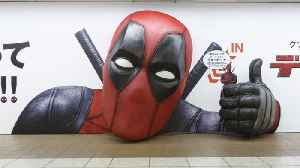 Mormons Might Sue Fox For New 'Deadpool' Poster [Video]