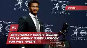 Heisman Trophy Winner Runs Into Controversy Over Social Media Nonsense [Video]