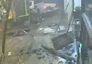 Brazen Bank Robbers Smash Through Wall Using Excavator in Victoria, Australia [Video]
