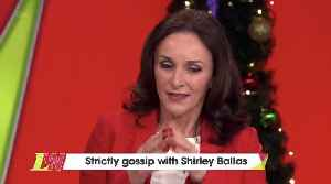 Shirley Ballas Addresses Ashley Roberts Dance Experience Controversy [Video]