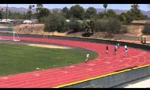 Slow-Starter Runner Gains Pace and Wins Race in Last few Seconds [Video]