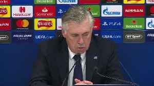 Ancelotti rues small margins in Champions League exit [Video]
