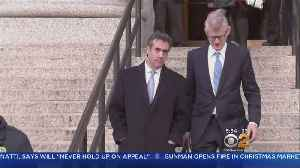 Sentencing Day For Michael Cohen [Video]
