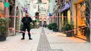 French Police Search For Christmas Market Gunman In Strasbourg [Video]