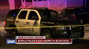 Suspect in surgery after officer-involved shooting in Buffalooo [Video]
