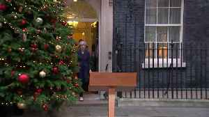 British PM May faces make-or-break confidence vote [Video]