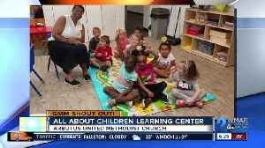 Good morning from the All About Children Learning Center! [Video]