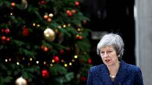 Theresa May: I will contest no confidence vote 'with everything I've got'