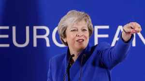Conservative Party Sets No-Confidence Vote For Theresa May