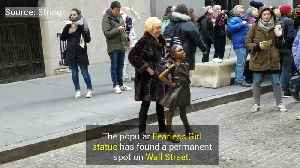Fearless Girl Find News Home [Video]
