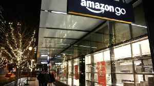 Amazon opens store for office workers [Video]