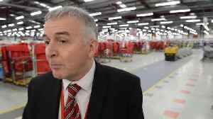 Royal Mail staff hard at work on busiest day [Video]