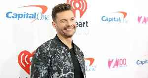 Ryan Seacrest Opens Up About Falling for Girlfriend Shayna Taylor: 'We're Very in Sync' [Video]