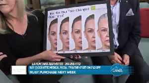 La Fontaine Aesthetics: Buy One Cosmetic Facial Treatment Get One 1/2 Off [Video]