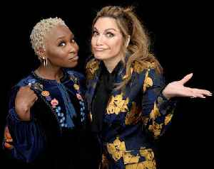 Cynthia Erivo & Shoshana Bean Talk Their Holiday Show,
