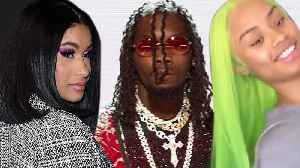 Offset's Side Chick Summer Bunni REVEALS She's 9 Weeks Pregnant & Cardi B Stole Her BFF's Man! [Video]