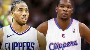 LA Clippers Share SECRET Plan To Go After Kawhi Leonard & Kevin Durant In Free Agency! [Video]