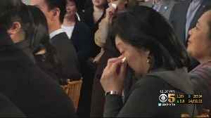 Ceremony Marks One Year Since Sudden Death Of Late SF Mayor Ed Lee [Video]