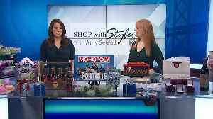 Holiday Gift Ideas With Lifestyle Expert Amy Sewell