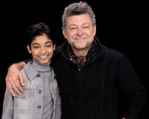 Andy Serkis & Rohan Chand Talk Netflix's