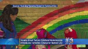 'Sesame Street' Character Becomes First On Show To Experience Homelessness [Video]