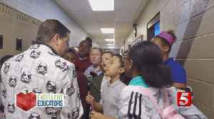 One-Of-A-Kind Principal Ched Mickles [Video]