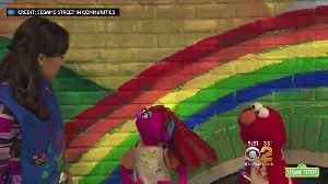 Sesame Street Introduces Homeless Character [Video]