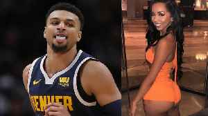 Nuggets' Jamal Murray Dating IG Model & Tell-All Book Author Brittany Renner! [Video]