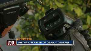 40 people die in St. Pete car crashes, the deadliest year on record [Video]