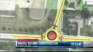 Bridge Avenue construction plans unveiled [Video]