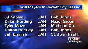Local players in Rocket City Classic