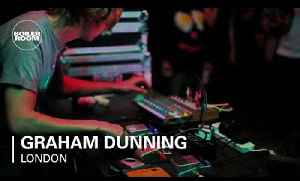 Red Stripe Make Sessions - Graham Dunning live in the Boiler Room [Video]