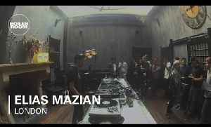 Elias Mazian Boiler Room DJ Set at ADE [Video]