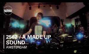 2562 / A Made Up Sound Boiler Room Amsterdam X Dekmantel DJ Set [Video]