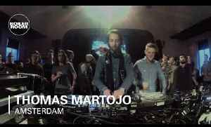 Thomas Martojo Boiler Room Amsterdam x Dekmantel DJ Set [Video]