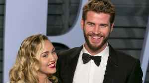 Miley Cyrus Shares Sweet Way She Refers To Liam Hemsworth [Video]