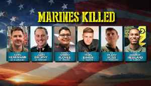 5 Marines who went missing after midair collision presumed dead [Video]