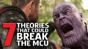 Avengers Endgame: 7 Theories That Could Break The MCU! [Video]