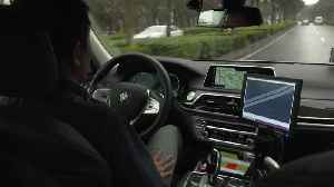 BMW Research and Development in China - Autonomous driving in road traffic [Video]