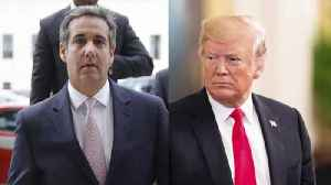 Michael Cohen, Trump's former lawyer, sentenced to 3 years in prison [Video]