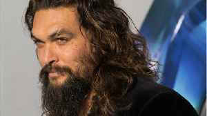 Why Hasn't Jason Momoa Watched 'Aquaman' Yet? [Video]