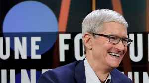 Apple's Tim Cook Does Not Like Amazon's Selection Methods [Video]