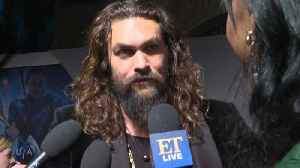 Jason Momoa Says Henry Cavill Is 'Absolutely Not' Quitting 'Superman' [Video]