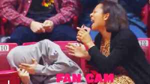 10-Year-Old Embarrassed by Mom at Basketball Game: 'She Does Crazy Stuff' [Video]