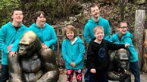 Minnesota Couple Adopts 5 Children With Down Syndrome [Video]