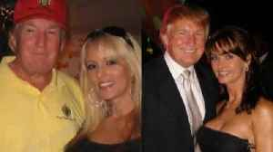 News video: Trump denies involvement in payments to alleged mistresses