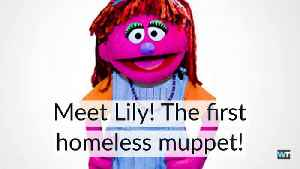 Sesame Street Introduces The First Homeless Muppet To The Family [Video]