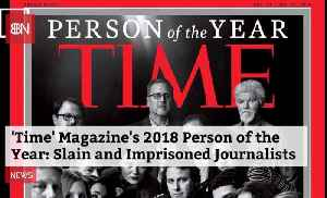 Who Is Time Magazines Person Of The Year [Video]