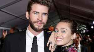 Miley Cyrus Shares Intimate Details About How Her & Liam Hemsworth Get Down When Apart! [Video]