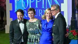"Star-studded ""Mary Poppins Returns"" premiere held in London [Video]"